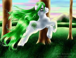 leprechaun Pony by FlyingPony