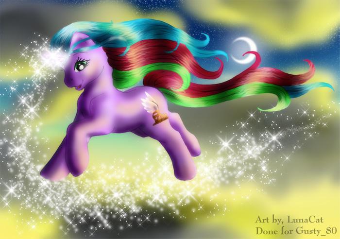 The Flying Unicorn by FlyingPony