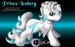Prince Iceberg by FlyingPony