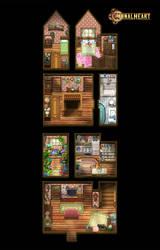 Eva's Home by playabledreams