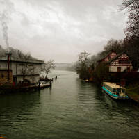 Rhine river II by dpapadakis