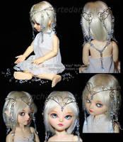 BJD-Dollfie: Lucia's Crown by algy