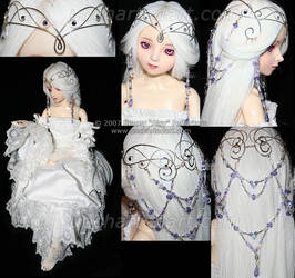 BJD-Dollfie: Laira's Crown by algy