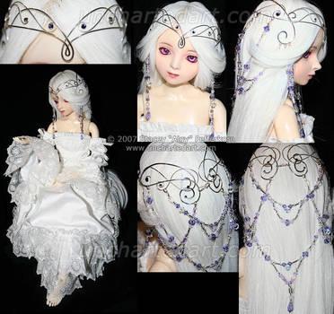 BJD-Dollfie: Laira's Crown by algy