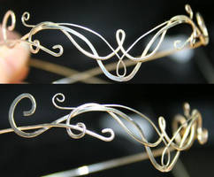 Crown Designing by algy