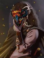 'Tribal' Jyaku by algy