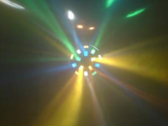 Disco Lights 4 by Golem11