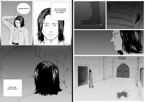 AMNESIA comic pag 5-6 by Mafer