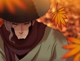 Kurogasa's Autumn by Mafer