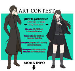 ART CONTEST by Mafer