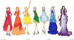 Rainbow Collection by RubyWing