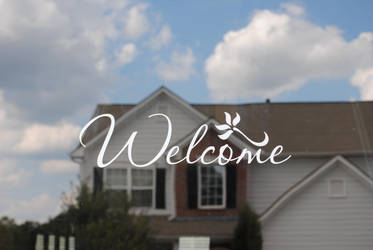 Welcome by echosum1