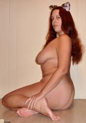 Selfshot nude 10 by Mesjogge