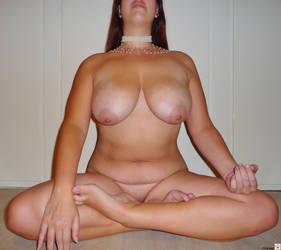 Selfshot nude 11 by Mesjogge