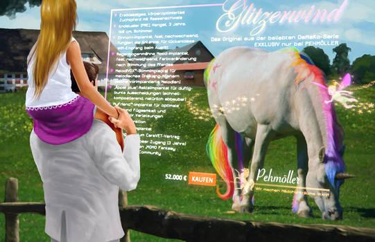 Shadowrun Hamburg Unicorn Sale by raben-aas