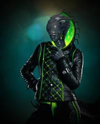 Shadowrun Alien Queen by raben-aas