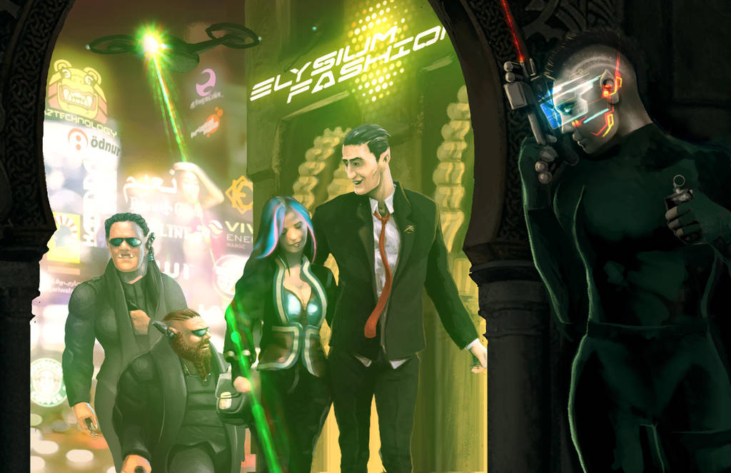 Shadowrun Extraction FINAL Version by raben-aas