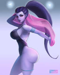 Widowmaker by Totoun