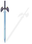 Vector Sword Practice by KarynRH