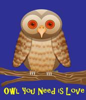 Owl for Tonje by KarynRH