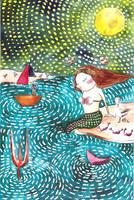 the little mermaid by voteforpralka