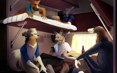Passengers by Taneysha