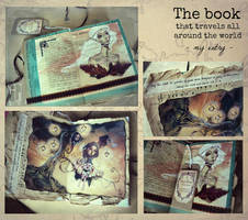 World Travel Book - my entry by anja-uhren