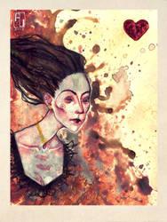 Auburn Sensation by anja-uhren