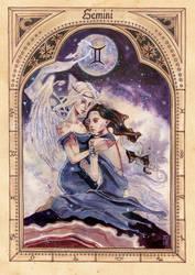 ZODIAC: Gemini by anja-uhren