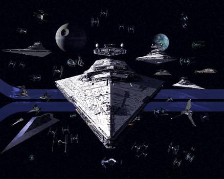 Imperial Fleet-New Ships by 1darthvader