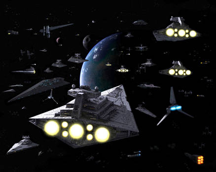 Imperial Rondezvous-Finale by 1darthvader