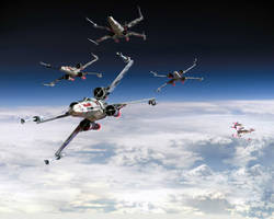 Rogue Squadron by 1darthvader