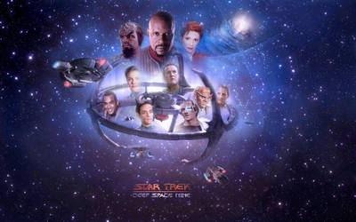 Star Trek: Deep Space Nine by 1darthvader