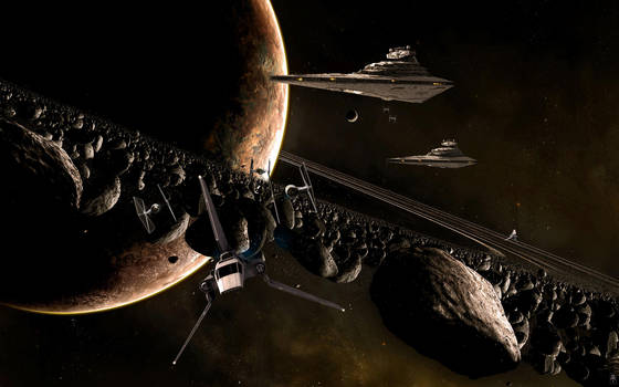 Imperial Maneuvers by 1darthvader