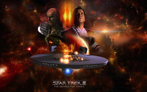 Star Trek III - The Search For Spock by 1darthvader