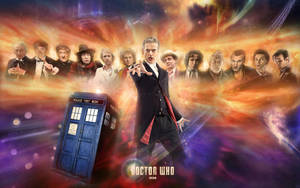 Doctor Who - Regeneration by 1darthvader
