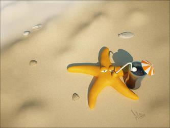 Star Fish by ALBITAR
