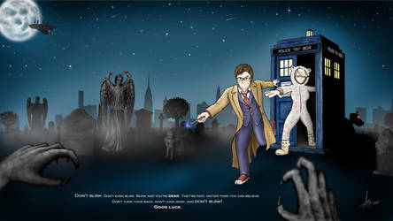 Doctor Who - Tara's Doctor by AndyBuck