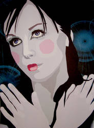 Geisha-inspired by LeannaReinhold