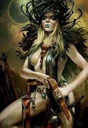 The Pirate Queen of Usarnakurdu by Morano