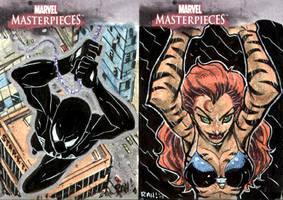 Marvel Artist Proofs on eBay by RAHeight2002-2012