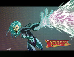 ICONS Promo Undertow by RAHeight2002-2012