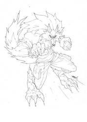 Bloody Roar: Yugo by RAHeight2002-2012