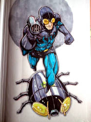 LBCC Blue Beetle Ted Kord by RAHeight2002-2012