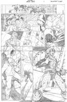 Marvel Sample Page 1 by RAHeight2002-2012