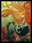 Mermaid^^ by saretta13