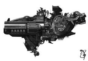 Gunship Lolita by Ultra0kelvin