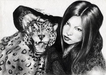 Leopard Etude by Ascendead--Master