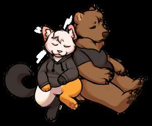 Sleebies by pitbullie