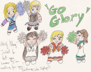 Go Glory by QTZephyr